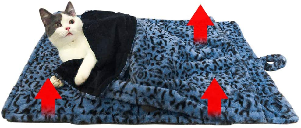 Kooltail self warming bed pad