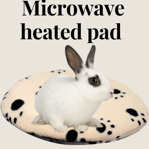 Best microwave heated pad for rabbit