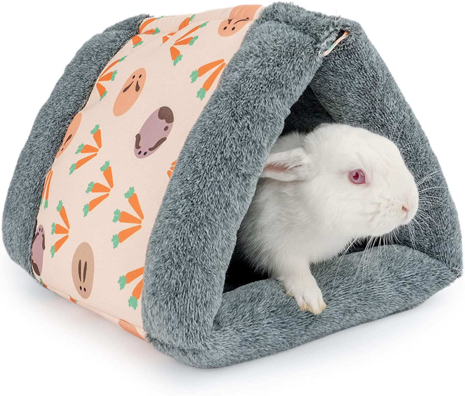 best foldable pad for rabbit-self heating