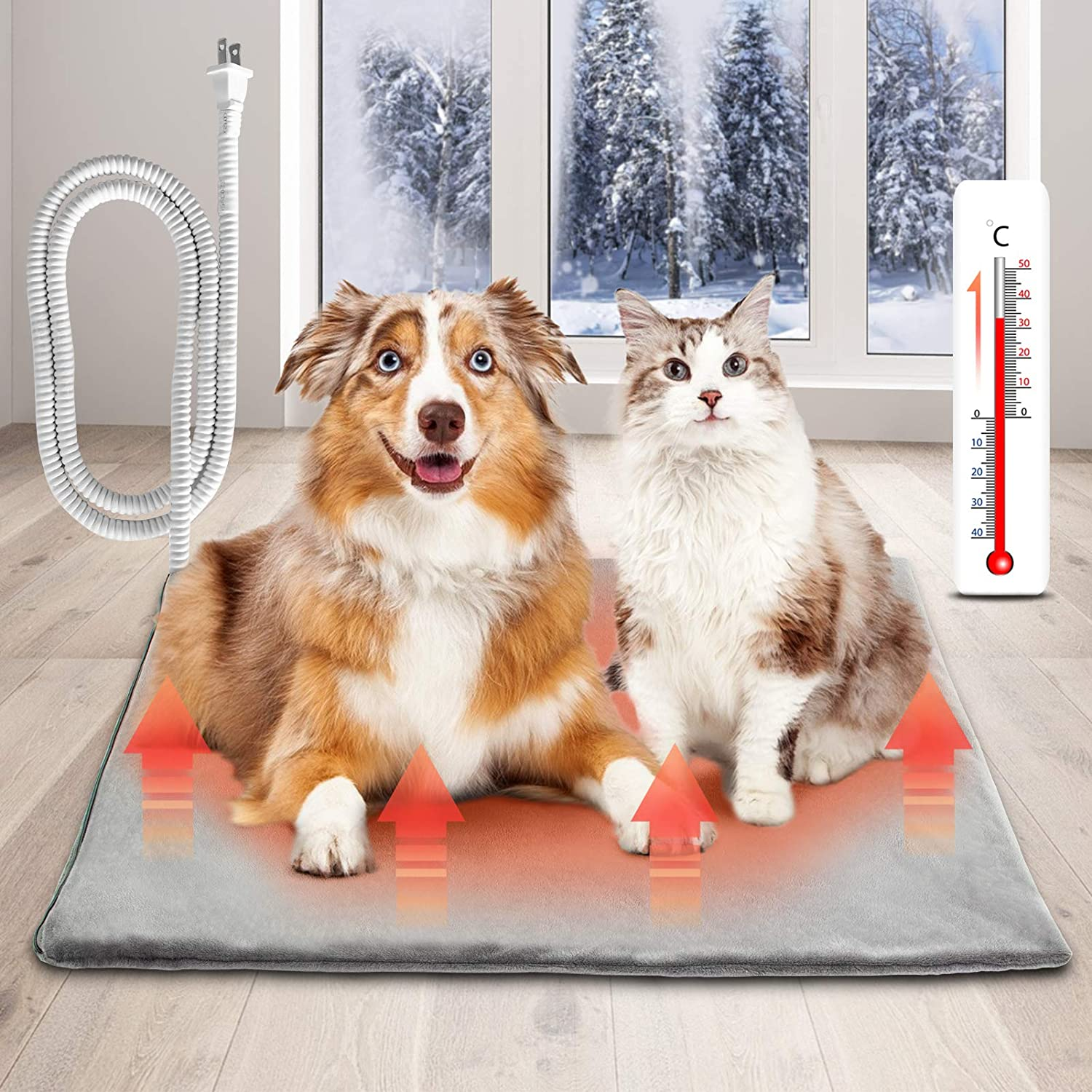 dog heated mat in cheap price