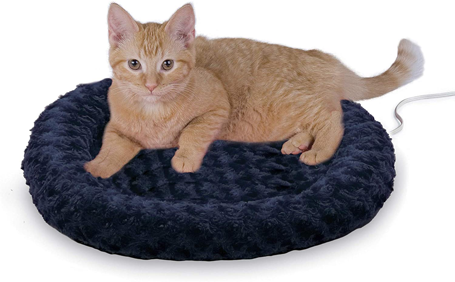 best fashion heated cat bed