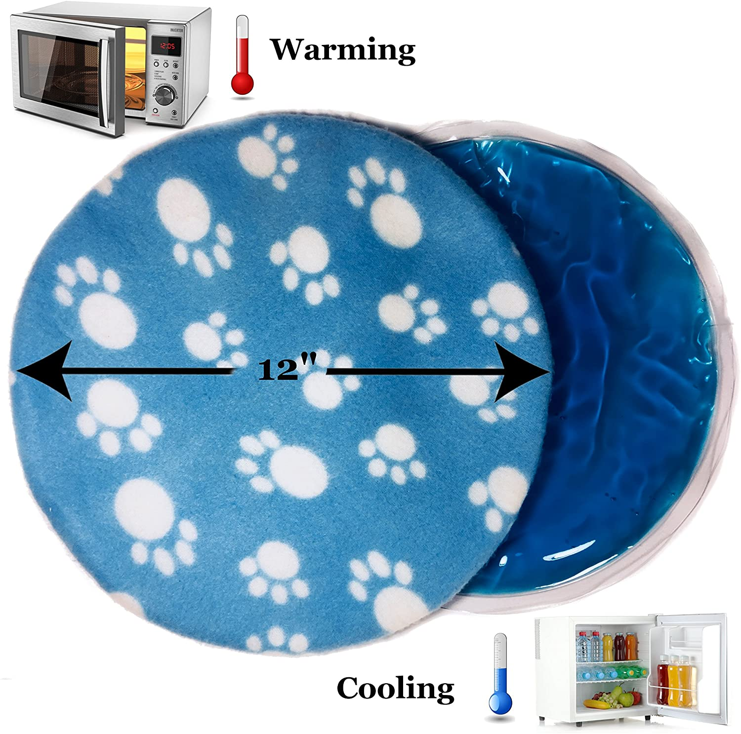 best pet fit microwave heated pad for rabbit