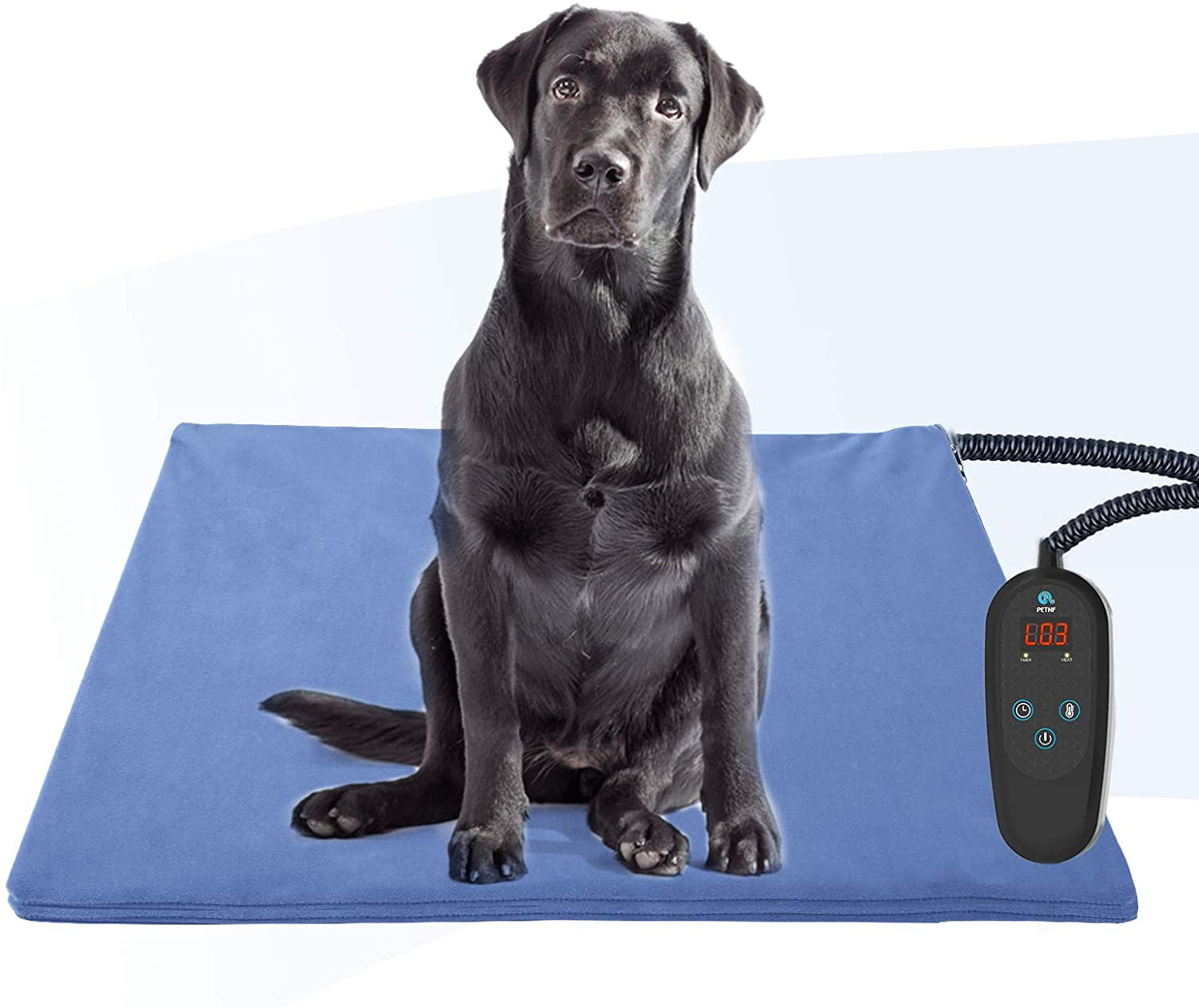 petnf upgraded heating pad for dog with arthritis