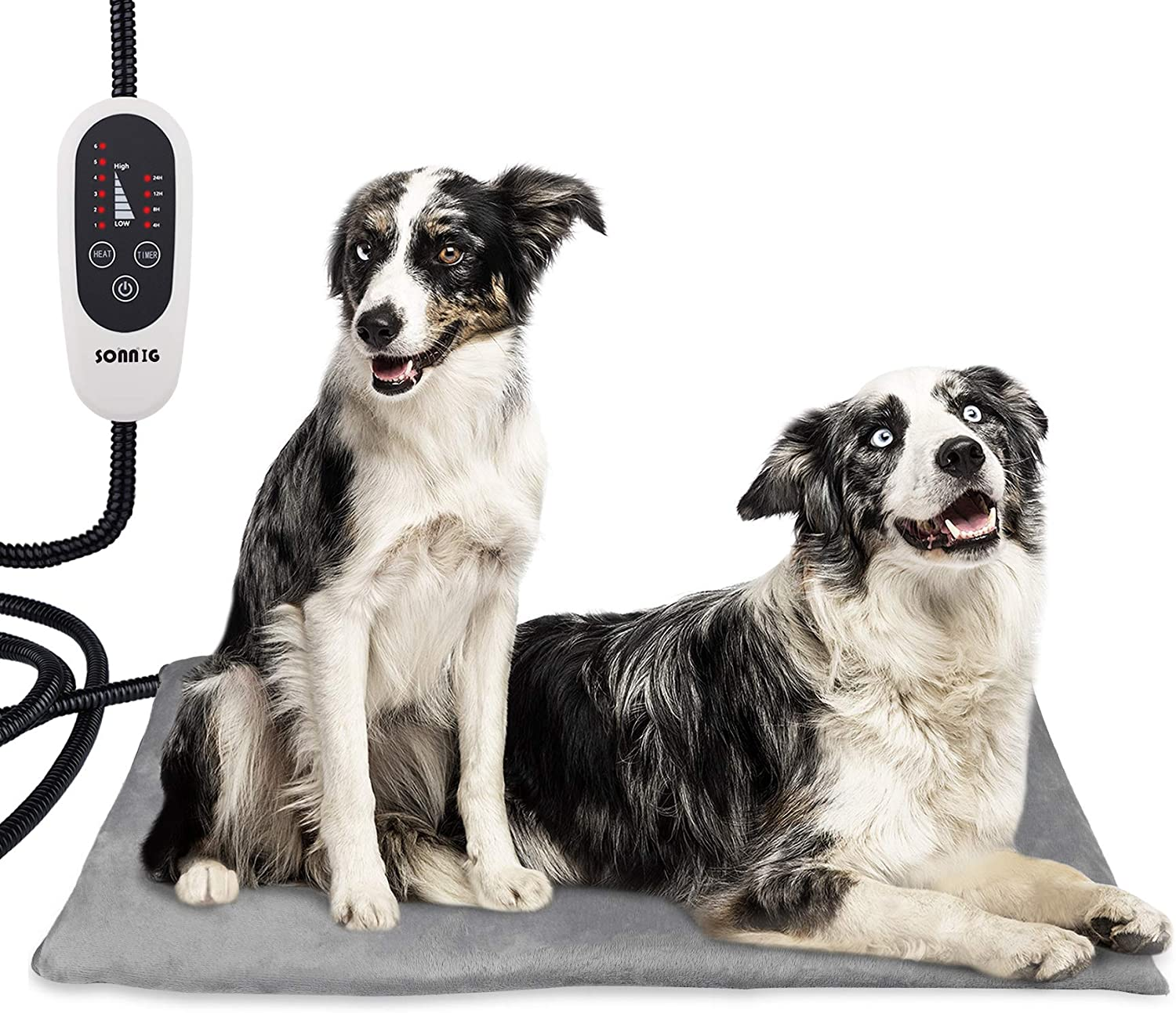 Sonning heating pad for dog with joint pain