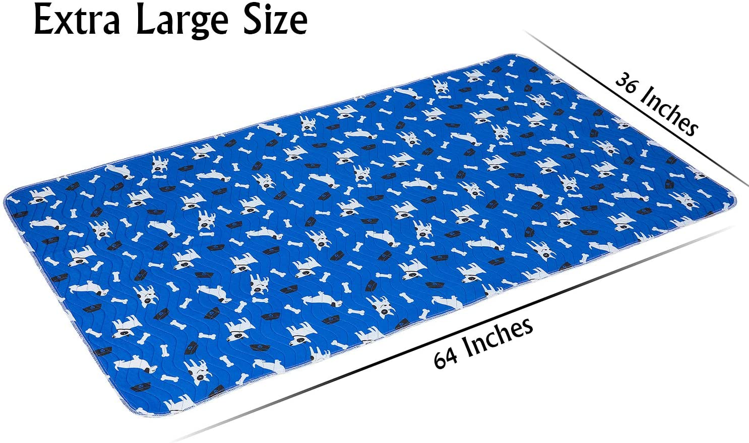extra large washable pee pads for dogs