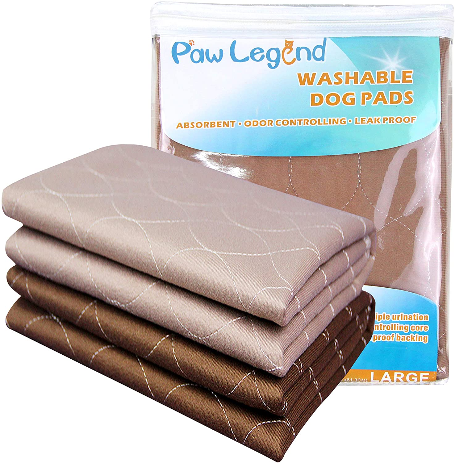 paw legend washable pee pads for dogs